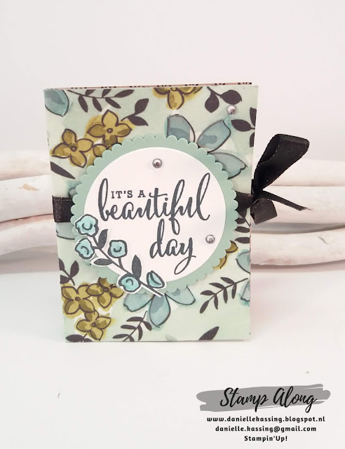 Stampin'Up! Share what you love dsp