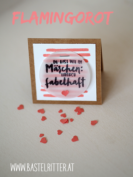 Stampin' up! In Color 2016-2018 Flamingorot