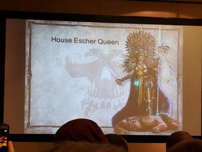 Reina Casa Escher