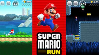 "Apple Ceo Happy Playing ""Super Mario Run"""