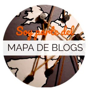 "SOMOS PARTE ""MAPA DE BLOGS"""
