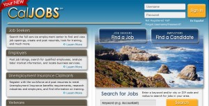 caljobs employer information