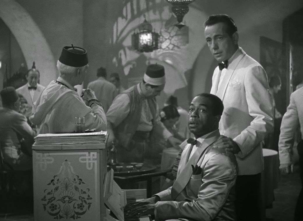 casablanca film analysis essay Analysis of the character rick in the film casablanca casablanca was viewed as one of the best movies right from its release in the year 1942 however, the film can be well described as one of the best art films.