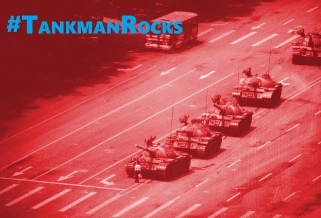 #Tankmanrocks Tankman Challenge
