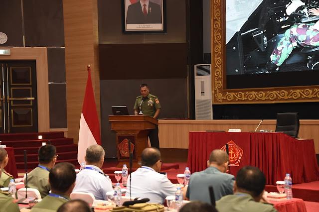 TNI Dalam Operasi dan Latihan Tidak Terlepas Dukungan Logistik