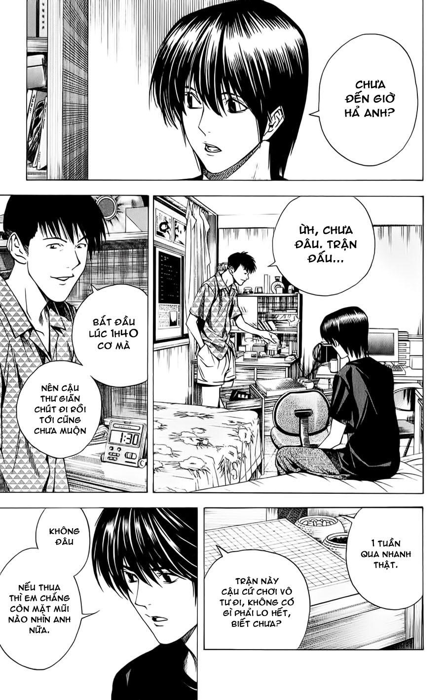 Hikaru No Go hikaru no go chap 135 trang 6