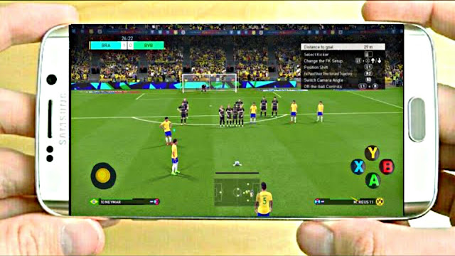 Download PES 2019 Android Offline Update Best Graphics