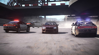 Need for Speed Payback Cops Wallpaper