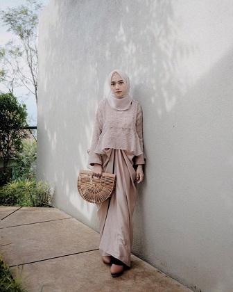 Model Kebaya Muslim Syar'i