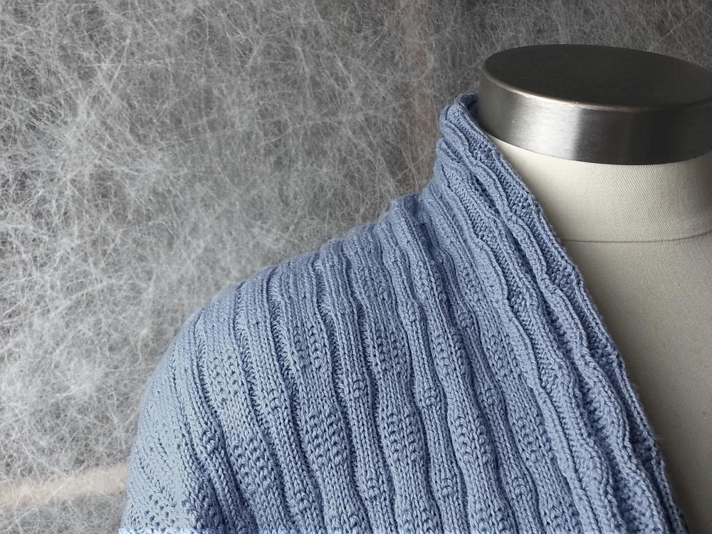 c9072de1e1946 O! Jolly! Crafting Fashion  The Cobblestone Sweater Knit Story