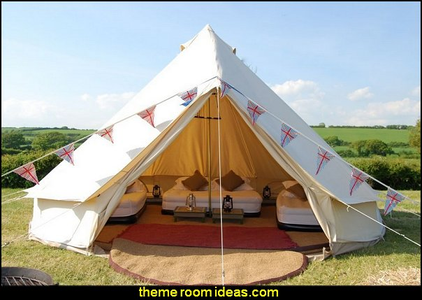 Decorating theme bedrooms - Maries Manor: camping ...