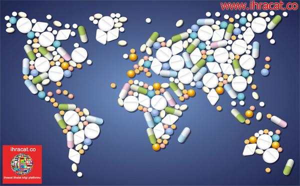 medicine market, drug export
