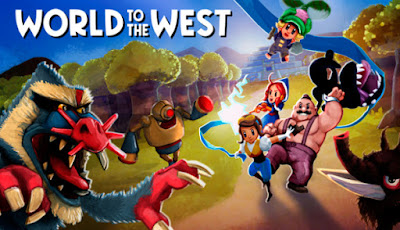 Videojuego World to the west