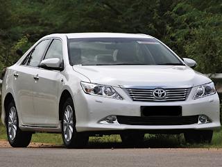 Tips dan Panduan Membeli Toyota Camry Bekas