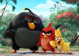 Angry Birds Segera Ke Layar Lebar