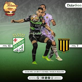 Oriente Petrolero vs The Strongest - Jornada 6 Clausura 2017 - José Alí Meza - Super Milaneza - DaleOoo