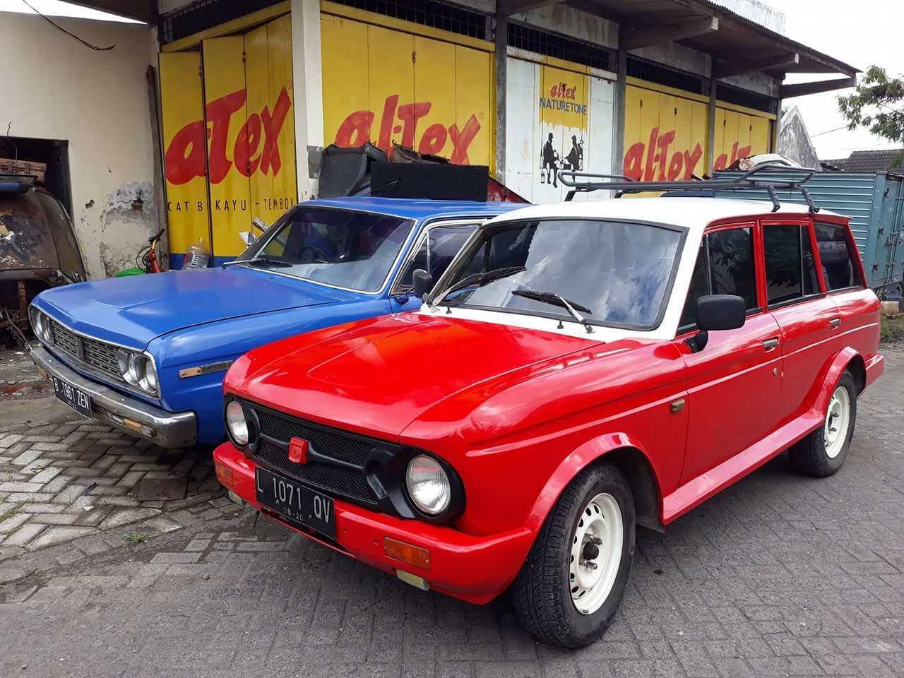 Dijual Datsun 410 Wagon LAPAK MOBIL DAN MOTOR BEKAS