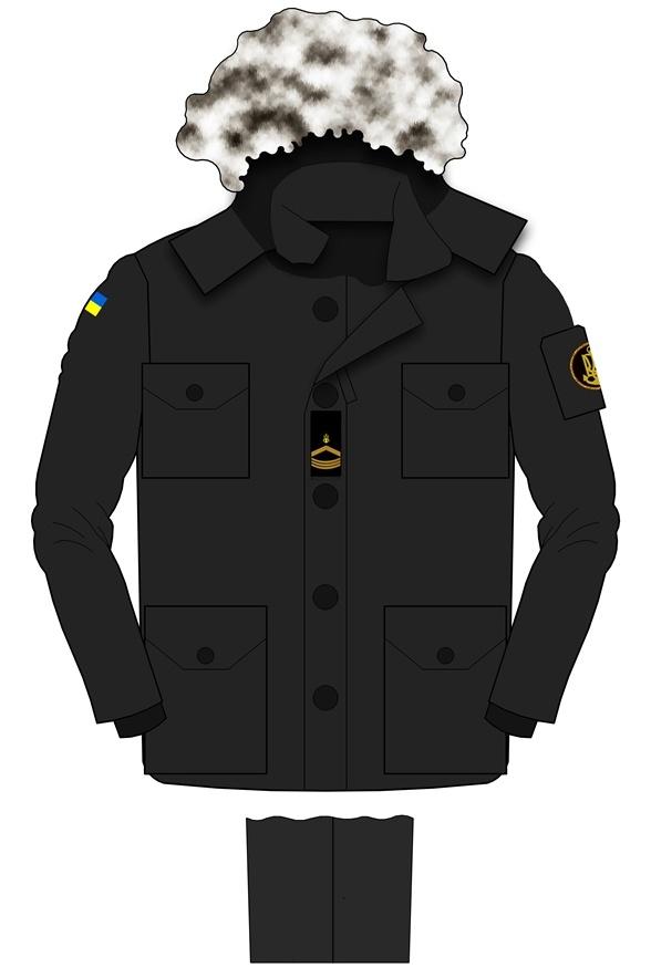 форма старшин ВМС