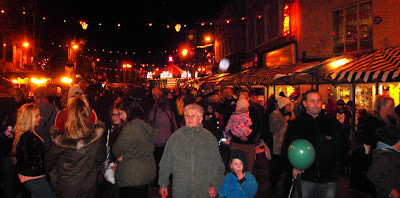 Brigg Christmas Lights 2013