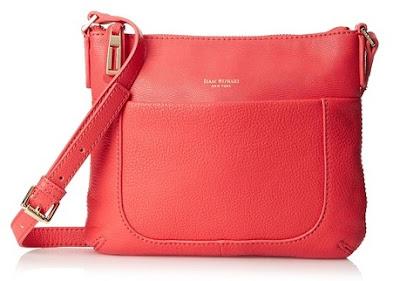 Isaac Mizrahi Leather Lileth Crossbody $35 (reg $138) - similar Lileth bucket bag