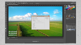 menyimpan file LUT di Photoshop