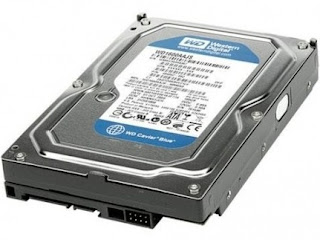 pengertian Hard Disk
