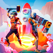 Rocket Royale (God Mode - Max Armor - Infinite Ammo) MOD APK