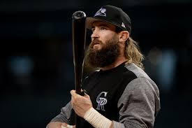Charlie Blackmon and his wife info : Family Bio