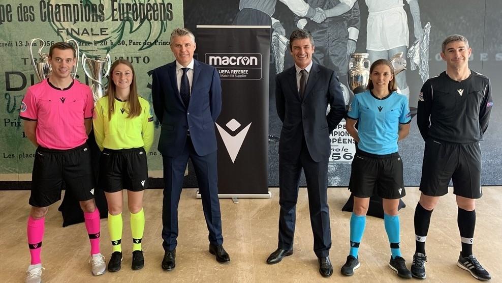 Schluss Mit Adidas Macron Uefa Champions League 19 20