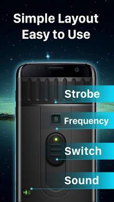 super bright LED flashlight android app