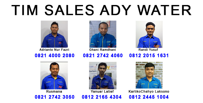 Tim Sales Ady Water