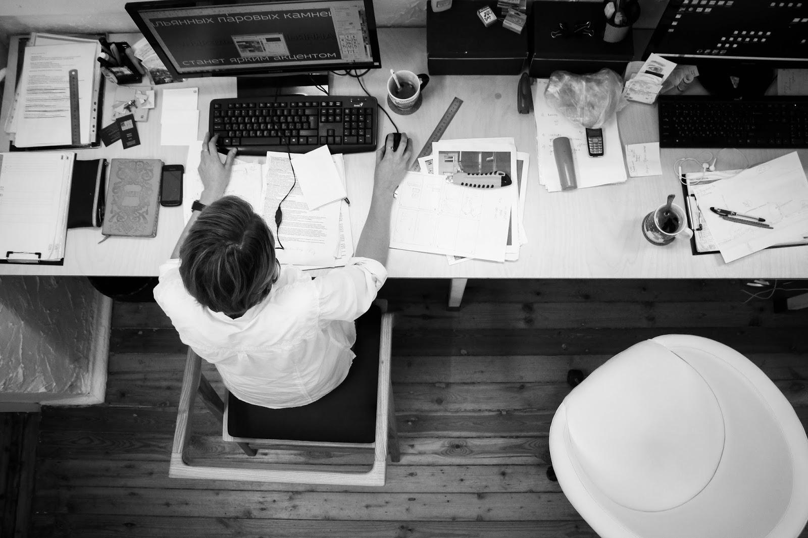Buat 'To-Do List' dan 'Priority' Apabila Kerja Terlalu Banyak