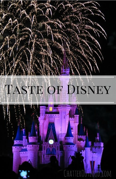 Our Taste of Disney