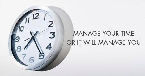 tips pengurusan masa