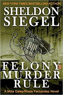Felony Murder Rule by Sheldon Siegel PDF