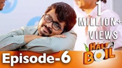 Half Boil   Web Series – Episode 6   Gopi,Sudhakar,Javith   Madras Central