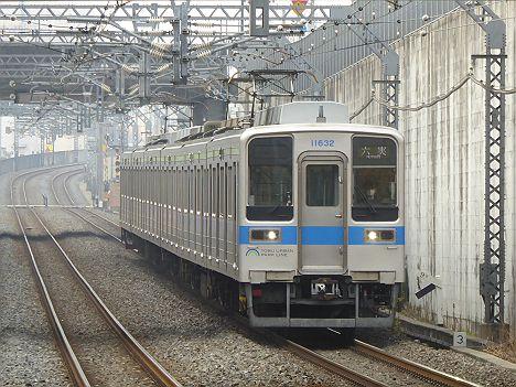 東武野田線 六実行き2 10030系R