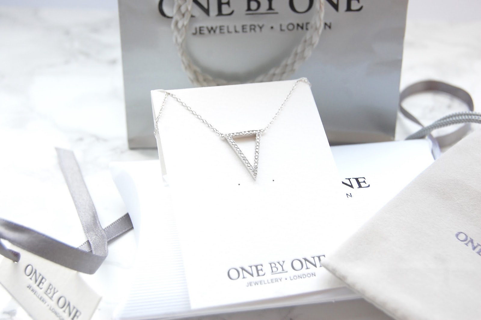 Read more for my One by One jewellery piece