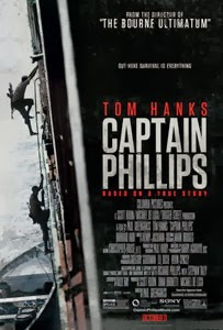 Poster original de Capitán Phillips