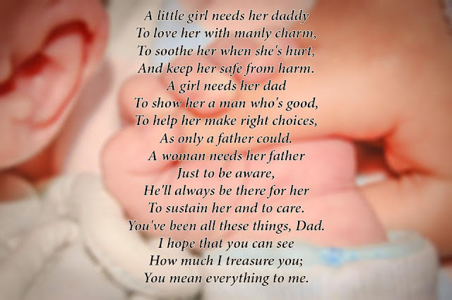 Fathers Day Poems 2017