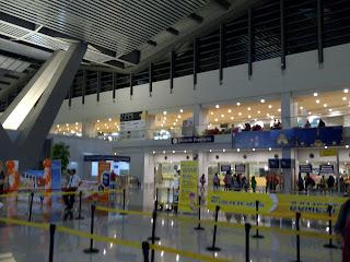 Naia terminal 3 forex