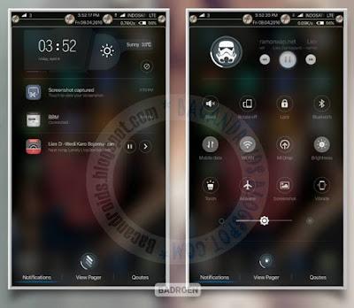 ROM Xiaomi Redmi Note 2 Badroen solo