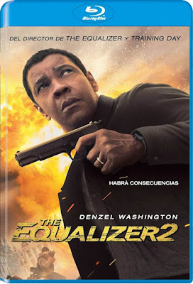 The Equalizer 2 2018 BD25 Latino