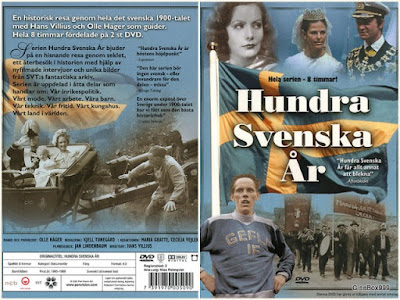 Hundra svenska år. Avsnitt 4. De gamla och kloka må le, fallera (barn). 1999.