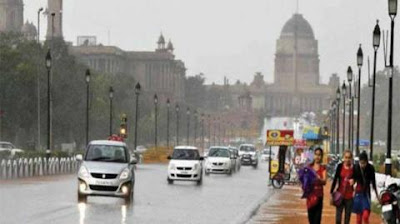 Heavy rains in Delhi-NCR over the next few hours