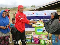 Setelah Pulihkan Jaringan, XL Salurkan Bantuan Untuk Warga Lombok