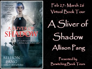 Allison Pang Blog Tour