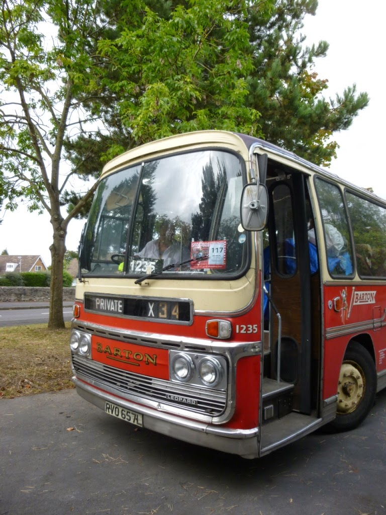 Holiday on the Buses Weekender in Prestatyn 2014
