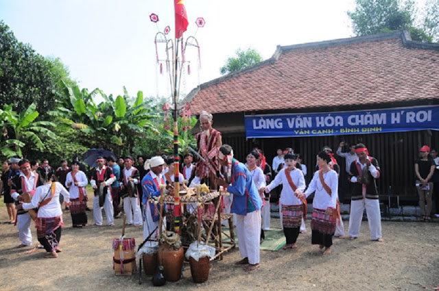 Praying for rain – special ritual of Cham ethnic minority 2