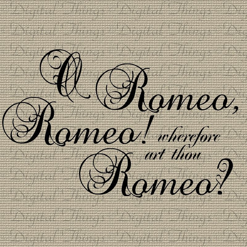 Romeo And Juliet Quotes And Meanings: William Shakespeare: Romeo And Juliet/ Romeu E Julieta